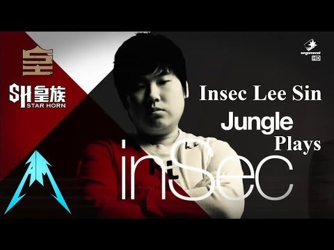 SH RC Insec - SoloQ Epic Plays With Lee Sin Ep.7