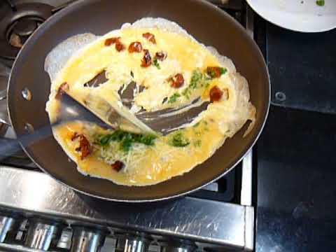 Chorizo and Cheese Scrambled Eggs