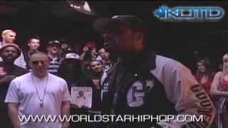 KOTD - Rap Battle - HFK vs Osa