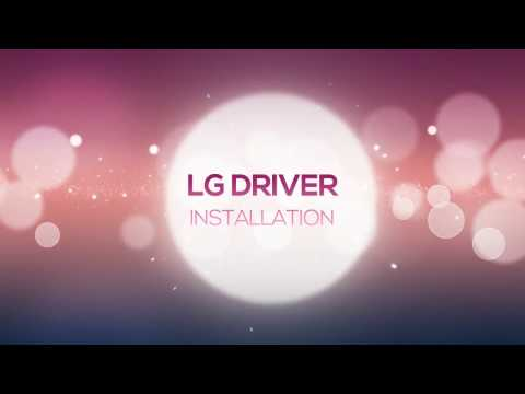 How to Install LG Mobile Driver