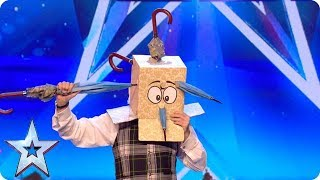 Top 5 Audition FAILS! | Britain's Got Talent 2018