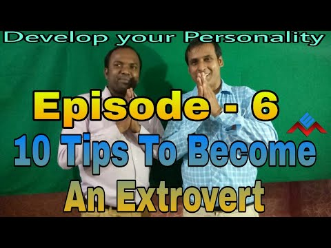 10 Tips Become Extrovert || Personality Development in Odia || Basic English Grammar