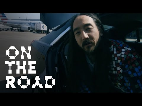 Neon Future Experience Rochester/Connecticut/NYC El Paso/Cancun - On the Road w/ Steve Aoki #156