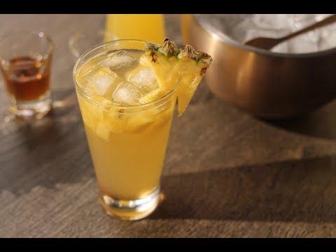 Pineapple Ginger Punch | Sanjeev Kapoor Khazana