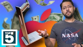 Top 5 most absurd Apple cash grabs