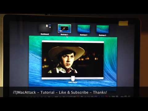 DVD Player - Maverick - 10.9.1 - Dual Monitor