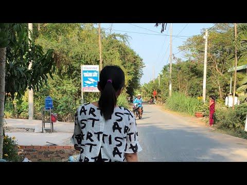 Cầu nguyện tuần hành ở xã Phú Lâm, Phú Tân, An Giang
