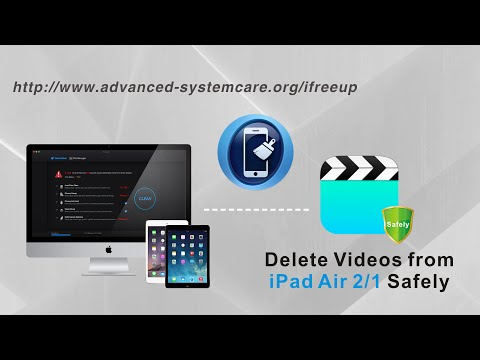 [Secure Deletion for iPad Air]: How to Delete Videos from iPad Air 2/1 Safely