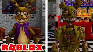 Roblox Sister Location Rp All Badges Roblox Fnaf 6 Lefty S Pizzeria Roleplay