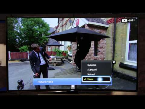 Samsung Smart TV | How To: get the best picture from your Samsung Smart TV