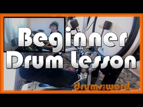 ★ How to Play the Bass Drum ★ (Learn Bass Drum Pedal Techniques) - Free Video Drum Lesson
