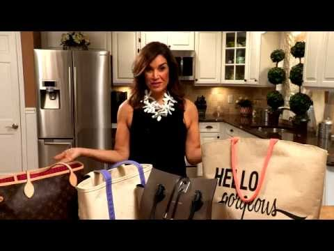Tote Bag Review Louis Vuitton Never Full vs. Michael Kors Miranda vs. LLBean vs. TJMaxx