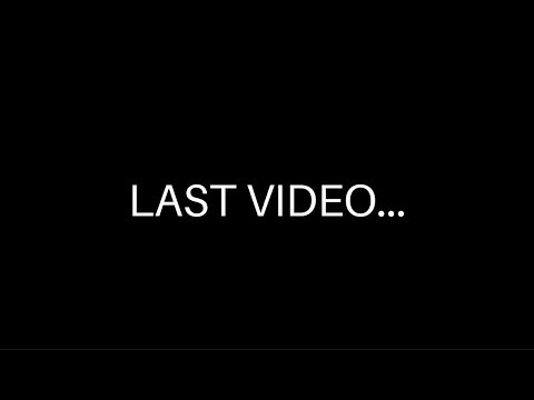 This is the Last Video of One Awesome Inch.