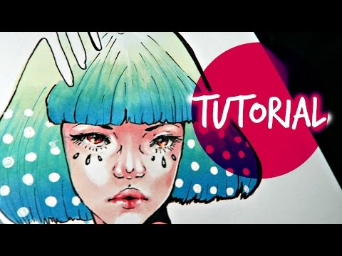 COPIC TUTORIAL: CHOOSING COLORS AND HOW I USE THEM