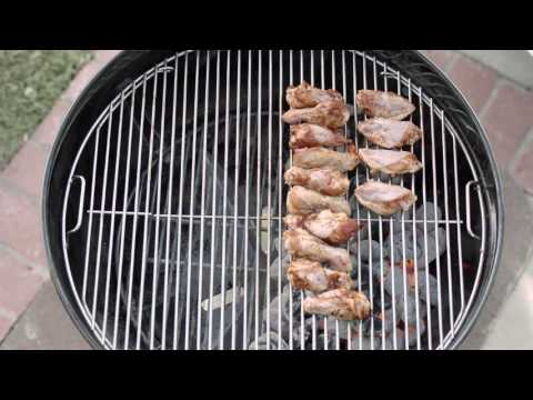 How to Grill Chicken Wings | Kingsford