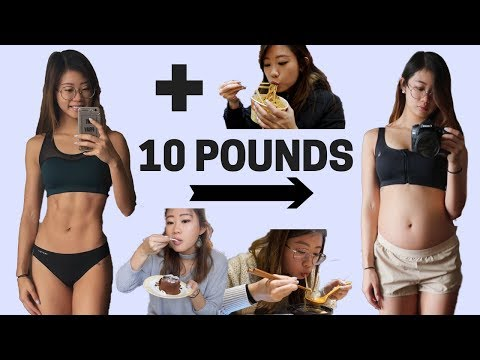 I GAINED 10 LBS FROM THE HOLIDAYS | One Month Project Comeback