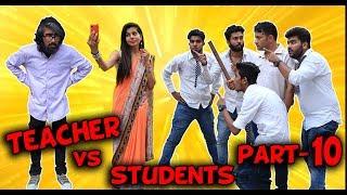 TEACHER VS STUDENTS PART 10   BakLol Video  