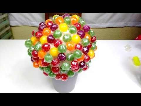 How to make a Lollipop Tree | Amazing fun party ideas