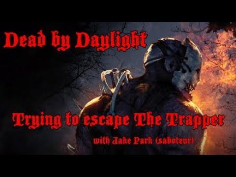Dead by Daylight™ (Jake Park saboteur)