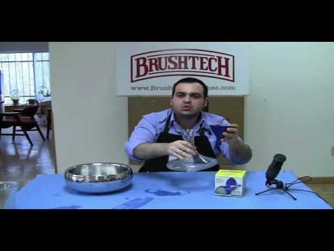 Brushtech's B293C - Decanter and Bottle Washing Kit