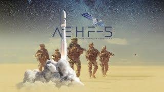 Atlas V AEHF-5 Live Launch Broadcast