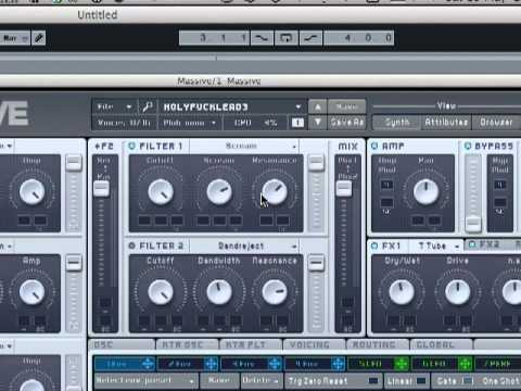 How to Make EPIC HUGE Lead Sounds in Massive
