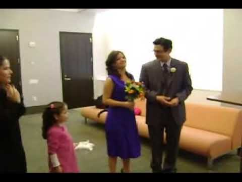 Nuestra rapidisisisisíma boda en el City Clerk Office de Manhattan
