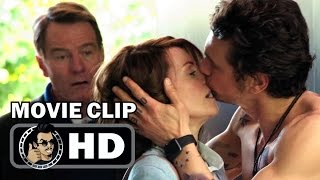 WHY HIM? Exclusive NSFW Clip - Laird Meets The Family (2016) James Franco, Bryan Cranston Movie HD