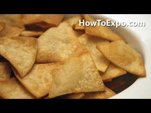 Homemade Tortilla Chips Recipe How To Make Corn Tortilla Chips Video