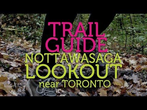 Trail Guide Toronto Nottawasaga