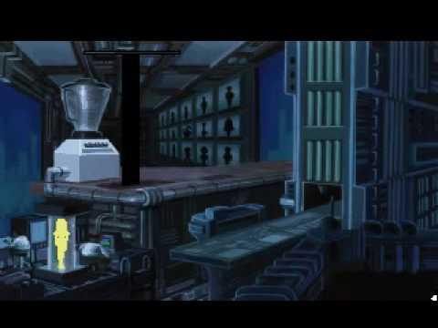Leisure Suit Larry VGA Easter Egg #01