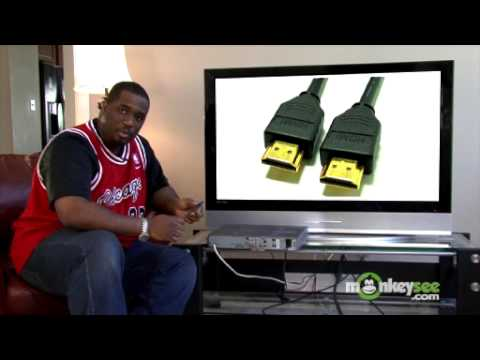 How to Hook Up a High Definition DVR Box to a TV