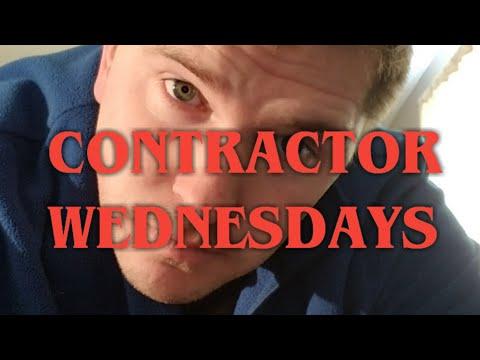 Contractor Wednesday Vol. 2