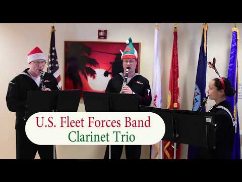 U.S. Fleet Forces Band Clarinet Trio
