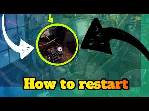 How to restart tripped out Beckett oil burner