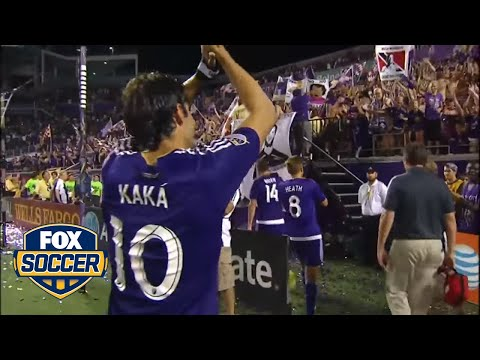 Kaka and other MLS stars talk about what it's like to play in Major League Soccer | FOX SOCCER