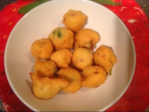 Moong dal vada recipe or paasiparuppu vada