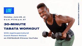 30-Minute Tabata Workout With Raneir Pollard