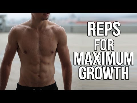 Best Rep Range for Building Muscle