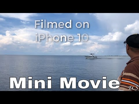 Making A Mini Movie Using Apple iPhone X (10) Camera 2018 | City Of New Orleans | Music Video