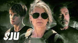 Let's Talk That Terminator: Dark Fate Trailer!   SJU