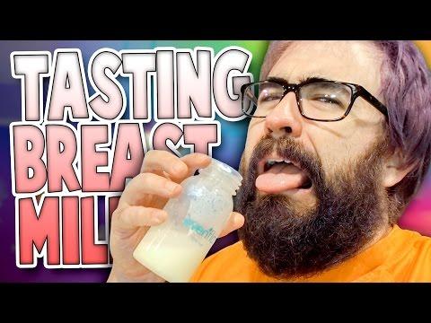 Baby Milk vs Formula Taste Test Challenge | Family Baby Vlog