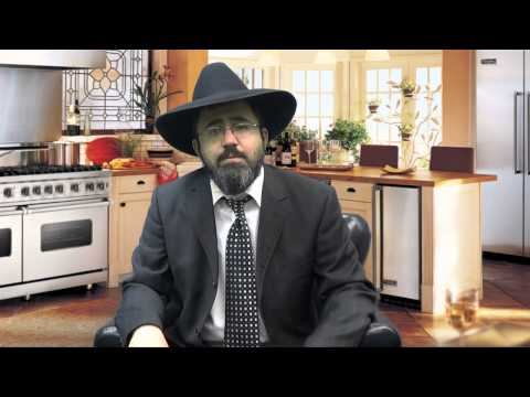 Daily Halacha - How to use the Stove And Microwave for Milk and Meat