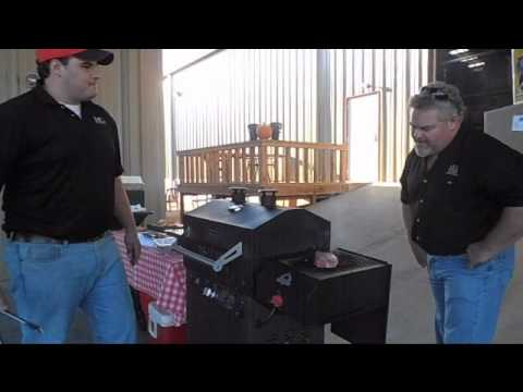 The Holland Grill: Part 3 - Cooking Steak on the SearMate