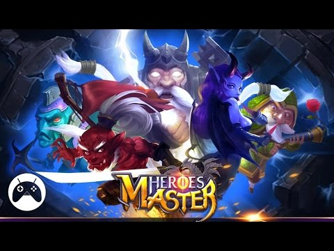 Heroes Master - Android Gameplay