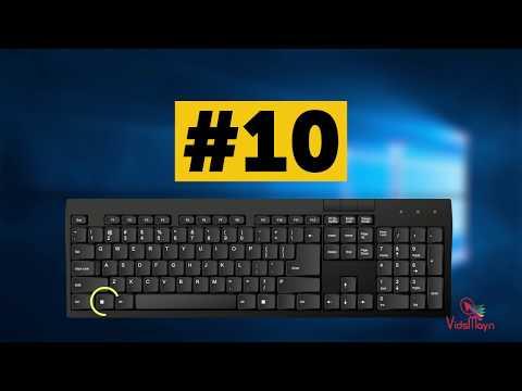 10 Most Keyboard Combination ( ১০ টি জনপ্রিয় কী-বোর্ড শর্টকাট)