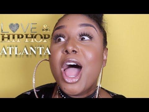 LOVE & HIP HOP ATLANTA S7E2: B*TCH I'M GAGGED!!!!!