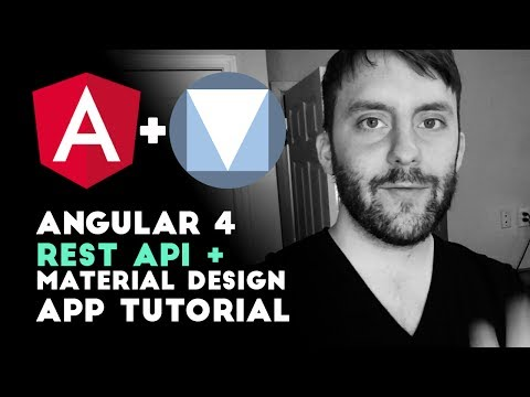 Angular 4 Tutorial - Image Search App with Http