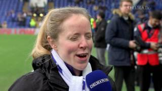 PRE MATCH THOUGHTS: From Paralympian and Chelsea fan Lora Fachie MBE