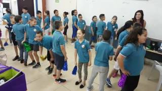 Meaningful Learning at Elrazy School